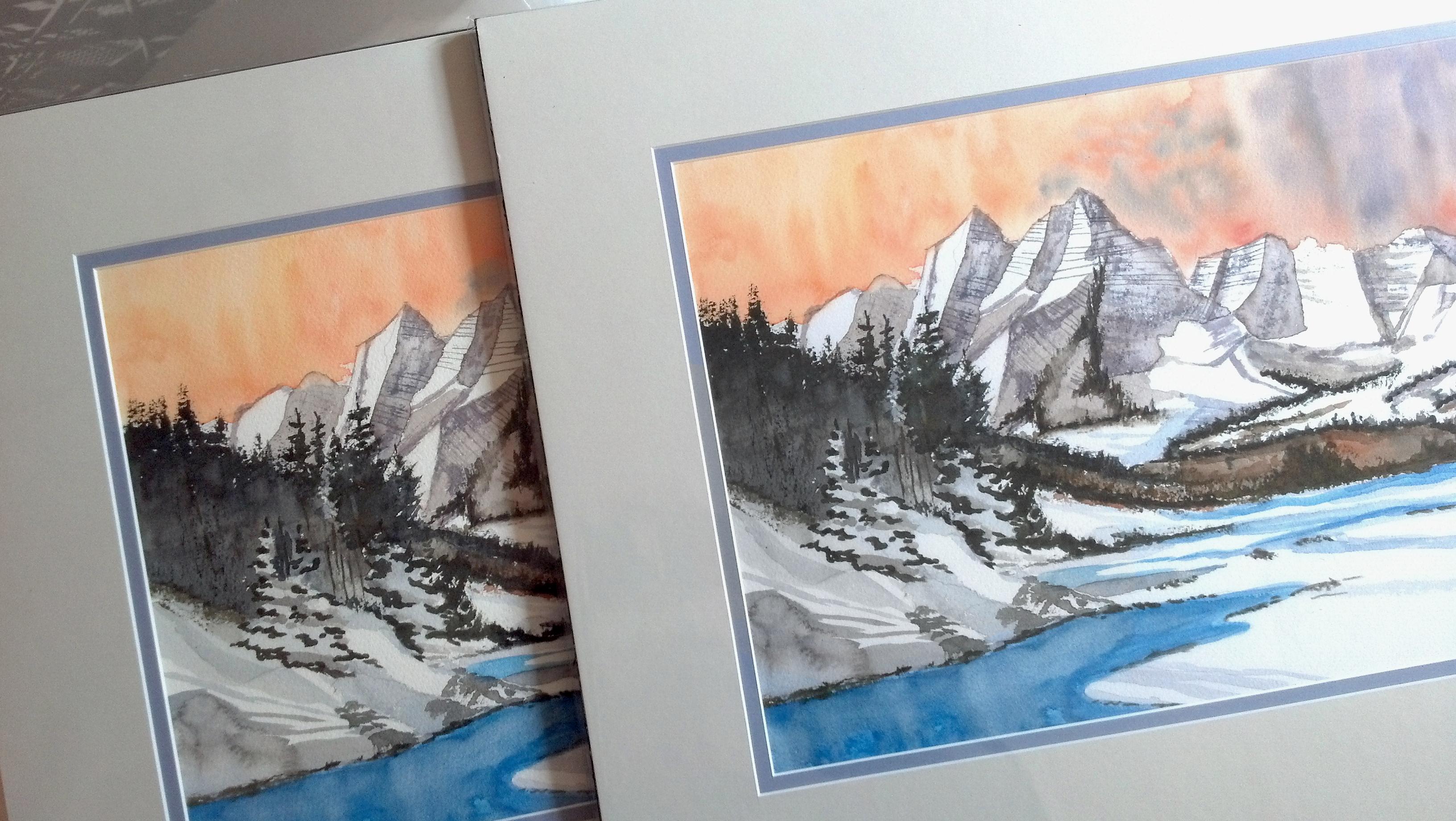 Textured Fine Art Paper